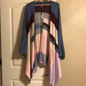 ANTHROPOLOGIE. Tracy Reese kimono shawl